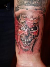 Fearful demon by fpista