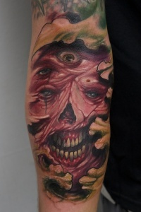 Freestyle monster color by graynd